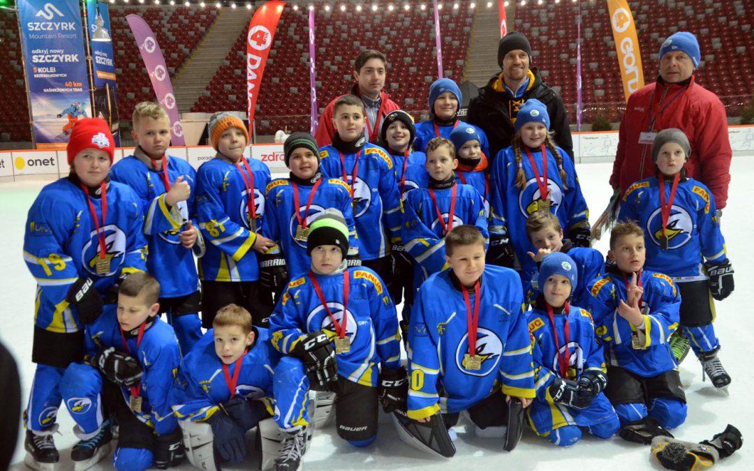 8 miejsce Orlika w IV edycji Czerkawski Cup na Zimowym Narodowym